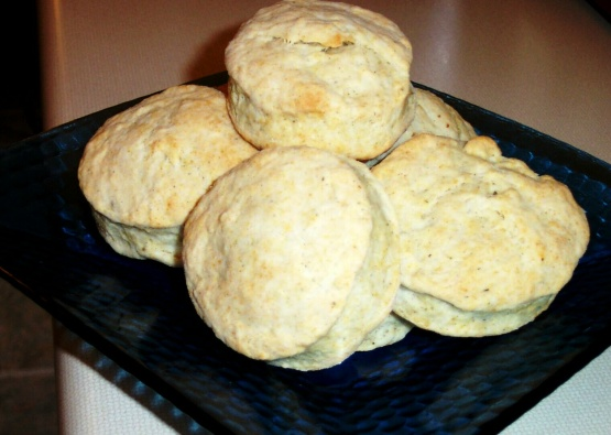 Buttermilk Herbed Biscuits Recipe - Food.com