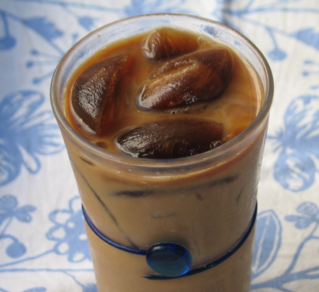 how to make a good iced coffee with condensed milk
