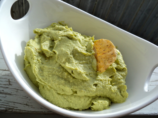 Green Avocado Hummus Recipe - Food.com