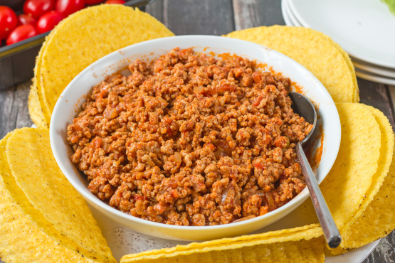 Recipe pork taco meat