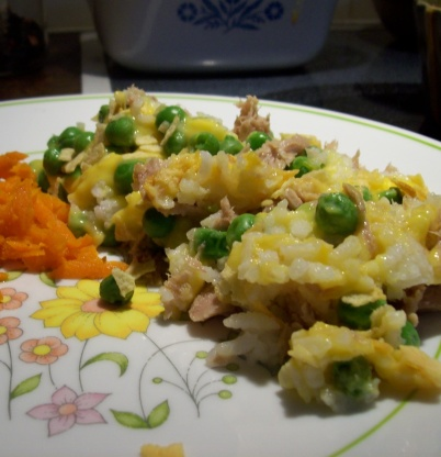Tuna fish casserole recipe genius kitchen for Fish casserole recipes