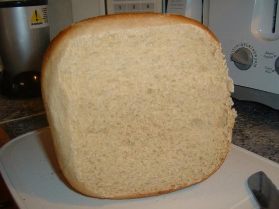 basic bread recipes for bread machine