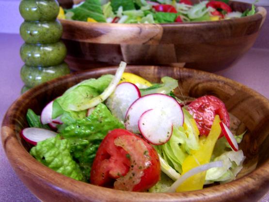 Insalata Verde Good Food