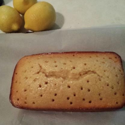 Recipe easy lemon pound cake