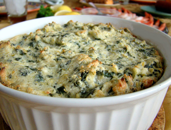 Spinach Artichoke Dip RecipeFood.com