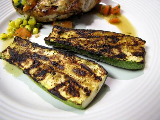 Grilled Zucchini With Cumin Recipe - Food.com