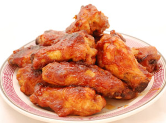 Spicy Wings Stock Photography - Image: 12527142