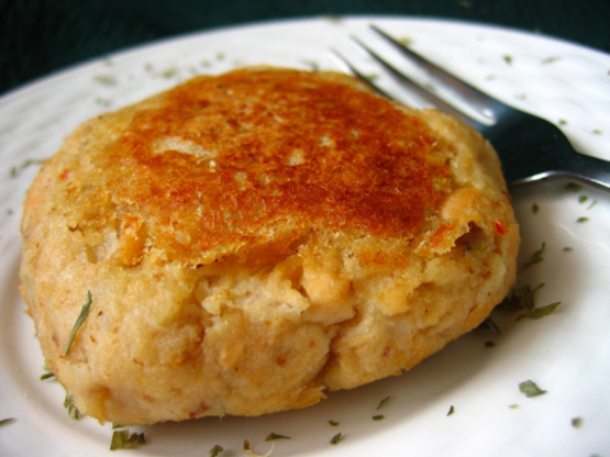 Cooking Temperature For Salmon Patties