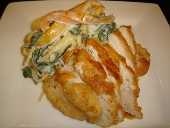Tuscan Chicken Pasta Recipe Olive Garden