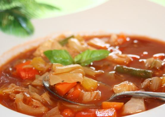 Ww 0 Point Weight Watchers Cabbage Soup Recipe Genius