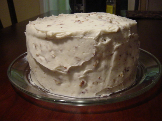 Banana Nut Cake With Cream Cheese Frosting Paula Deen Recipe