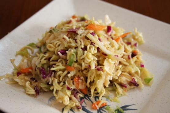 Салат с мивины рецепт