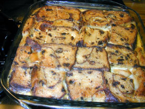 Apple Raisin Bread Pudding Recipe - Food.com