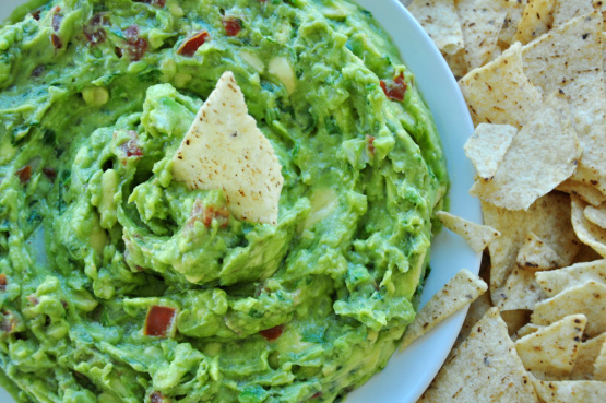 Mexican Food Made Simple Guacamole