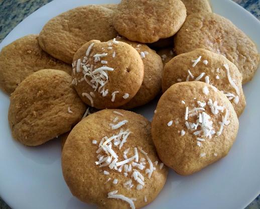 Recipe for brown sugar cookies