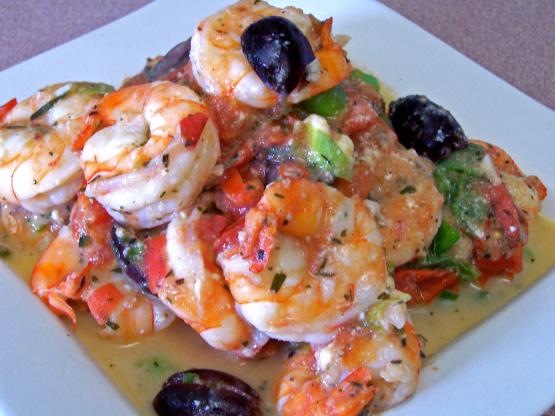 Shrimp Dinner, Greek-Style recommendations