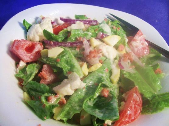how to make lettuce salad recipe