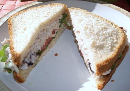 Awesome turkey sandwich recipe genius kitchen for Thanksgiving turkey sandwich recipe