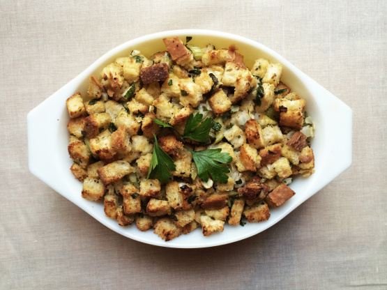 Easy baked stuffing recipe