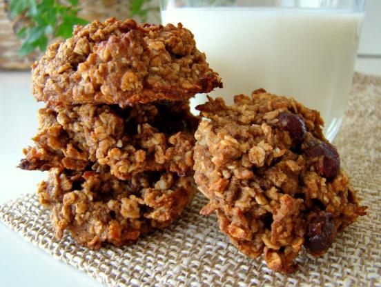 High in fibre cookie recipes
