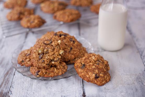 Healthy Honey Oatmeal Cookies Recipe - Food.com