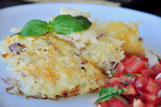 how to make hash browns without shredder