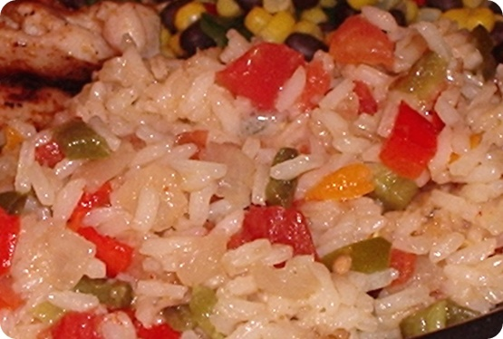 Arizona southwest rice pilaf recipe genius kitchen for American southwest cuisine