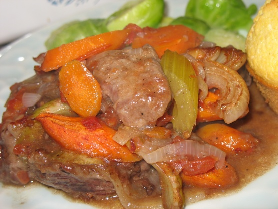 how to make swiss steak in the oven