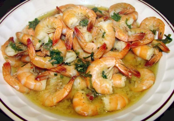 how to cook steamed shrimp