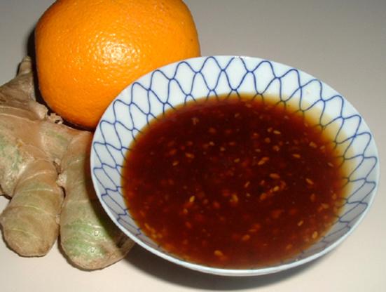 Orange-Ginger Sesame Sauce Recipe - Food.com
