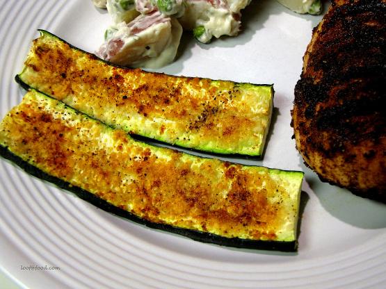 Broiled Zucchini Recipe - Food.com