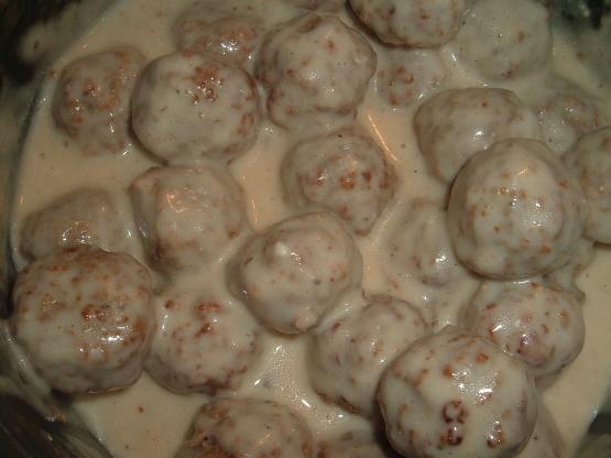 Easy sauce recipe for swedish meatballs