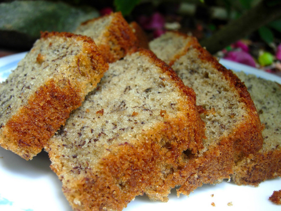Banana Cake Without Sugar Recipe