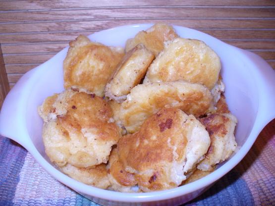 Battered blue hake or whitefish pan fried recipe genius for White fish dip recipe
