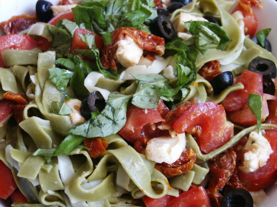 Barefoot Contessa Salad Recipes barefoot contessa pasta with sun-dried tomatoes - ina garten