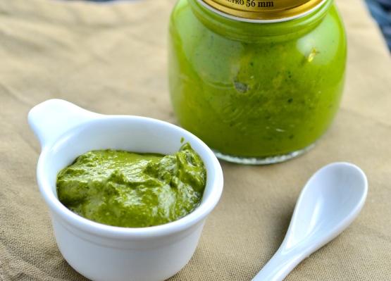 Speedy Spinach Pesto Recipe - Genius Kitchen