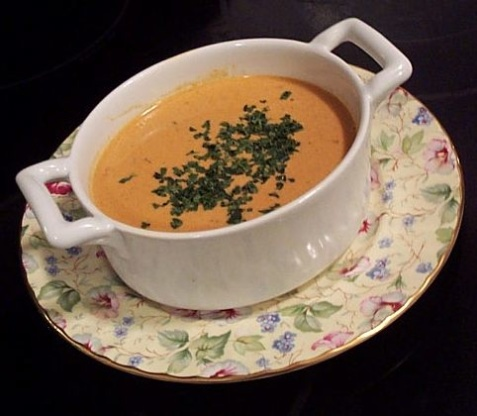 lobster bisque recipe - food