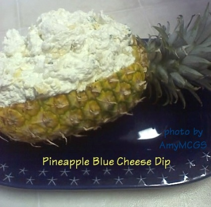 Pineapple Blue Cheese Dip Recipe - Food.com