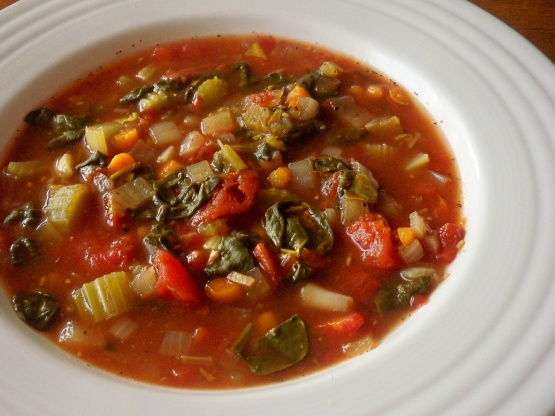 Dec 19,  · This crock pot chicken vegetable soup recipe does just that. It is packed with flavor with hardly any work! It is packed with flavor with hardly any work! This crock pot chicken and vegetable soup recipe is a light soup, but still quite vetmed.mlgs: 6.