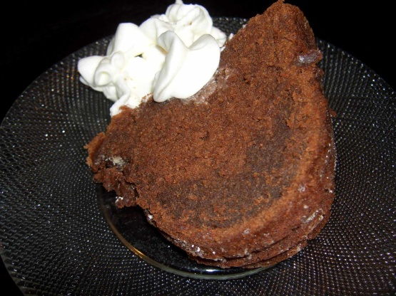 Chocolate Amaretto Pound Cake Recipe - Genius Kitchen