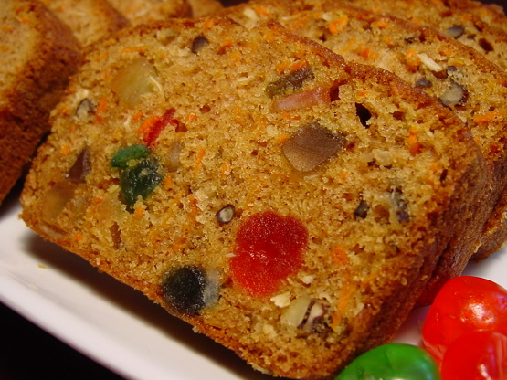 All Recipes Carrot Cake Loaf