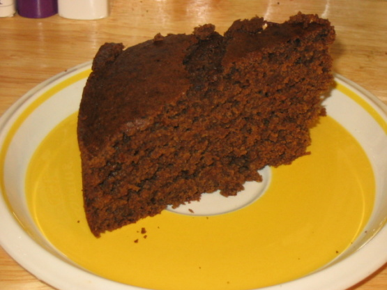 Molasses Cake Recipe From The Kitchen House