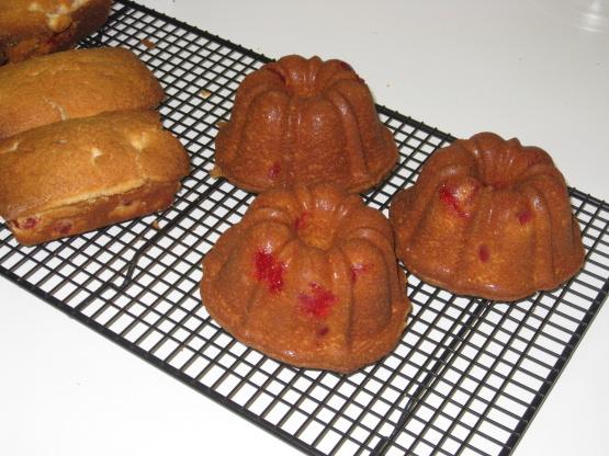 Cherry pound cake recipes