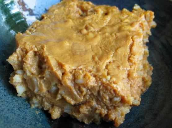 Baked Pumpkin Rice Pudding Recipe - Dessert.Genius Kitchen