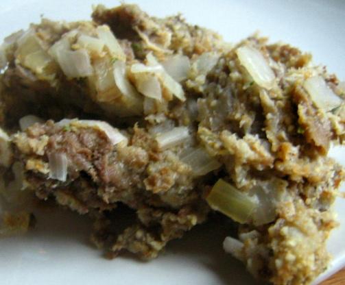 Sage chicken stuffing recipe