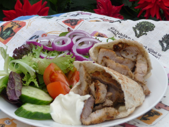 Greek pork recipes