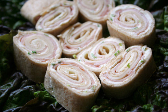 Tortilla Pinwheels Recipe - Food.com
