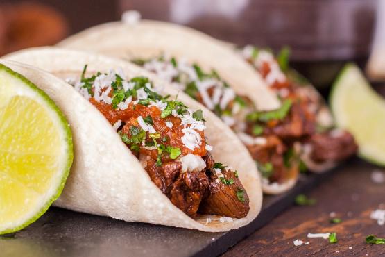 Carne asada tacos - CARSPART