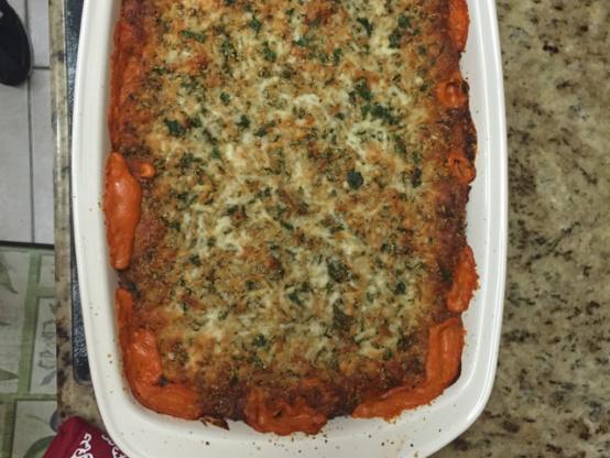 Olive Garden Five Cheese Ziti Al Forno Recipe Genius Kitchen