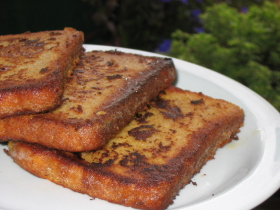 French Toast [gluten-Free, Lactose And Casein Free] Recipe - Food.com